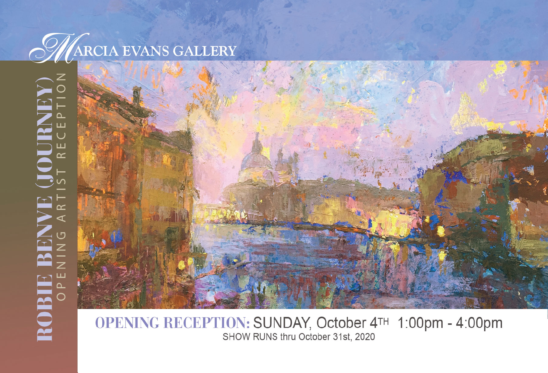 Artist Reception Robie Benve